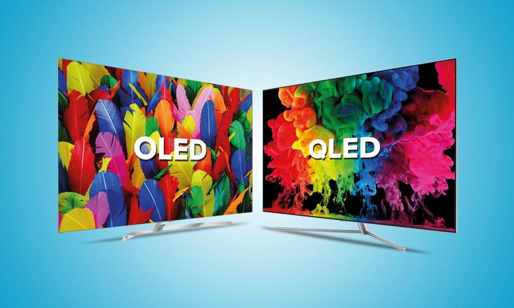 Samsung chưa từ bỏ công nghệ OLED, sẽ có TV Quantum Dot OLED năm 2019 đối đầu LG OLED