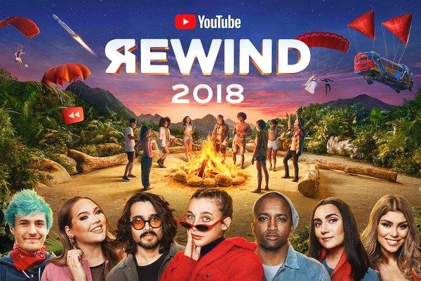 """YouTube Rewind 2018: """"Nồi lẩu thập cẩm"""" khó nuốt trôi, nhóm hài Fap TV tiếp tục góp mặt lần hai"""