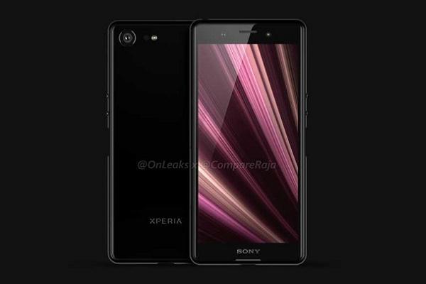 """Lộ ảnh render Xperia XZ4 Compact với thiết kế """"cúng cụ"""", vẫn chỉ 1 camera sau, viền màn hình dày cộp"""