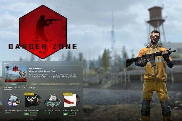 Valve tung ra bản cập nhật cho CS:GO, thêm chế độ sinh tồn battle royale giống PUBG