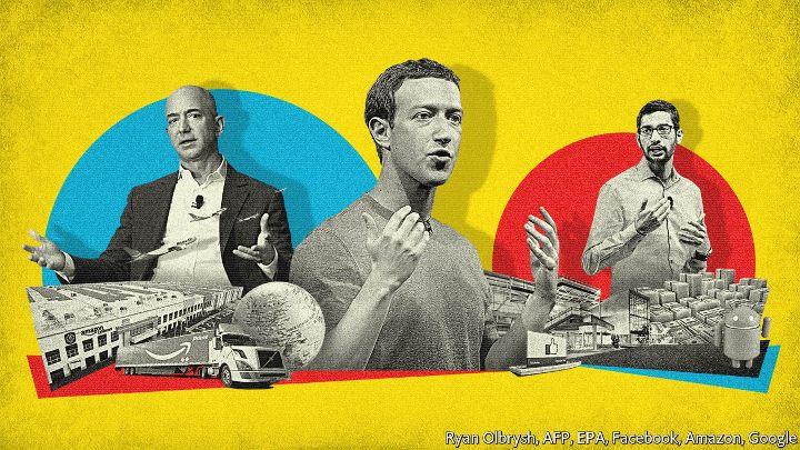 """Những trò bẩn thỉu của Facebook chỉ là chuyện """"xưa rồi Diễm"""" ở thung lũng Silicon"""