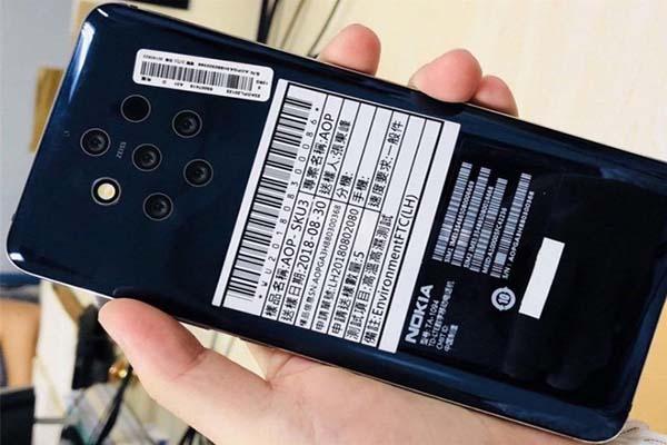 Nokia 9 PureView dời ngày ra mắt do các vấn đề về camera.