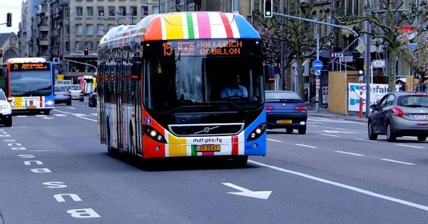 Luxembourg sắp miễn phí giao thông công cộng cho người dân