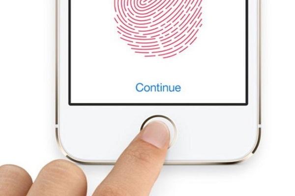 Có Face ID, Apple vẫn chưa từ bỏ công nghệ cảm biến vân tay