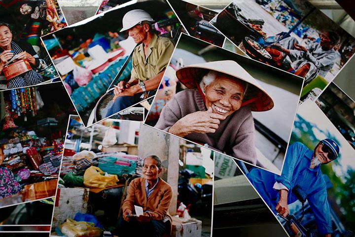 Ngày hội nhiếp ảnh Help-Portrait Việt Nam lần thứ 9 ra quân đồng loạt ở 13 tỉnh
