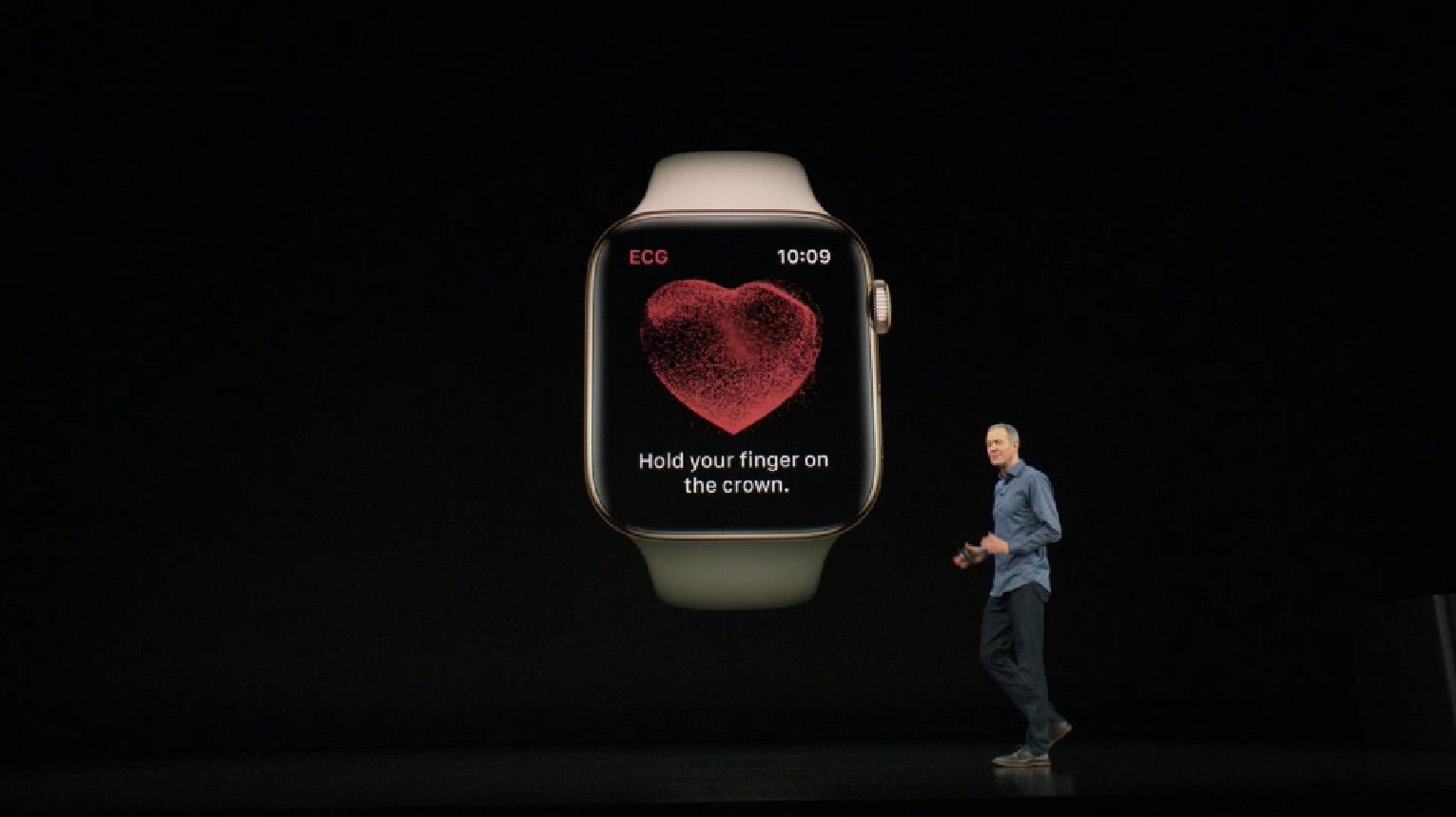 watchOS 5.1.2 cho Apple Watch chính thức ra mắt, hỗ trợ tính năng đo điện tâm đồ