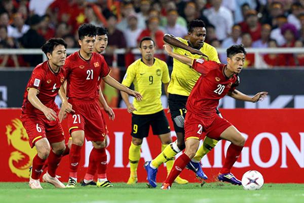 Các khung giờ mua vé bóng đá online trận chung kết lượt về Việt Nam – Malaysia