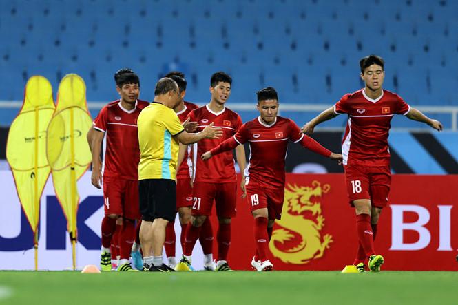 Trực tiếp trận chung kết Malaysia - Việt Nam