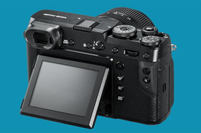 Máy ảnh không gương lật Fujifilm GFX 50R vừa ra mắt ở Việt Nam, giá 104 triệu đồng