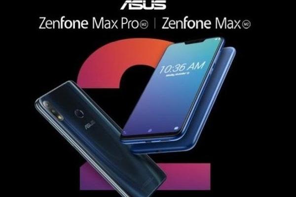 Asus Zenfone Max M2 và Max Pro M2 ra mắt tại Ấn Độ: Snapdragon 660 giá 4,2 triệu đồng