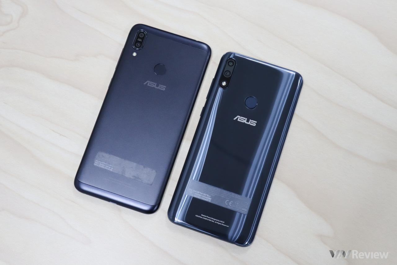 Trên tay Asus ZenFone Max (M2): bình cũ, rượu cũng không mới