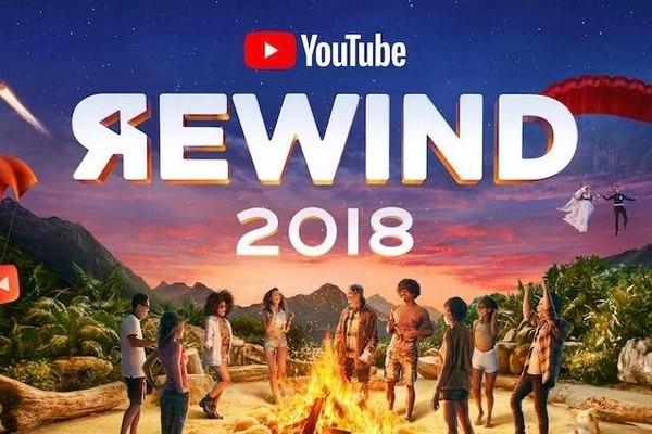 YouTube Rewind 2018 thất bại nặng nề, trở thành video có lượng dislike cao thứ hai trong lịch sử