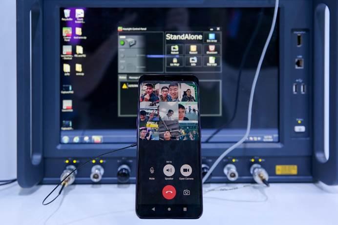 Oppo tiết lộ smartphone Find X đầu tiên kết nối thành công mạng 5G