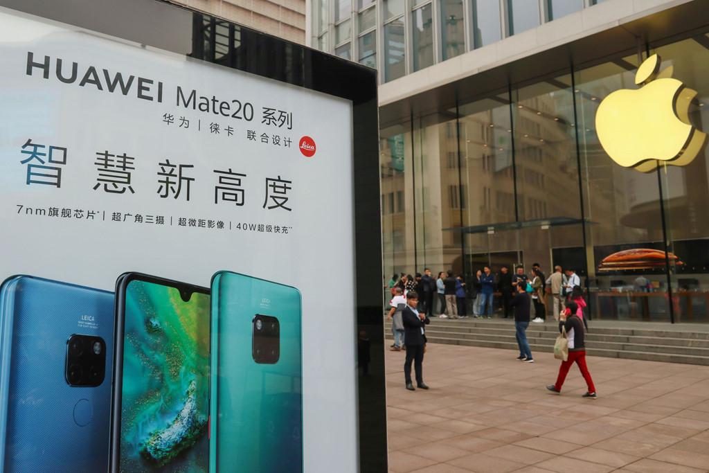 iPhone bị kêu gọi tẩy chay ở Trung Quốc
