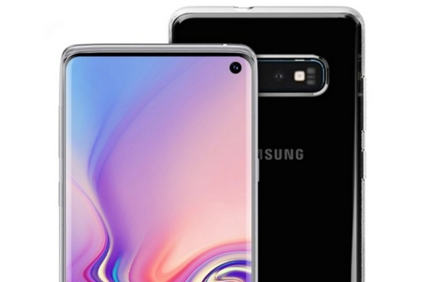 Ảnh render case bảo vệ Galaxy S10/S10+ và S10 Lite xác nhận thiết kế hoàn toàn mới