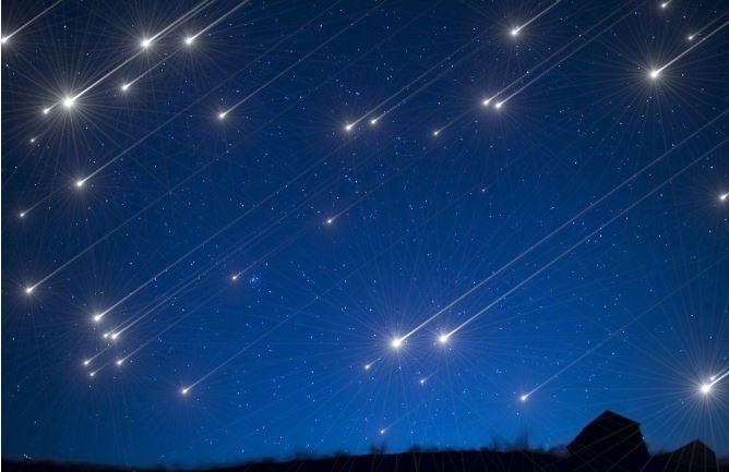 Mưa sao băng Geminid là gì? Làm sao ngắm được mưa sao băng Geminid đêm nay 13/12?