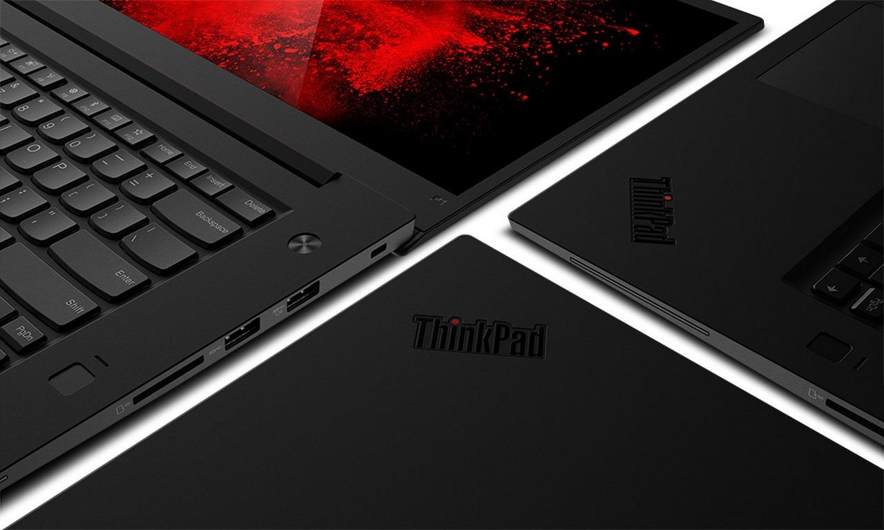 """Lenovo bán ra ThinkPad P1 và P72 tại VN: máy trạm di động cấu hình """"đụng nóc"""", CPU Intel Xeon, giá từ 58 triệu đồng"""