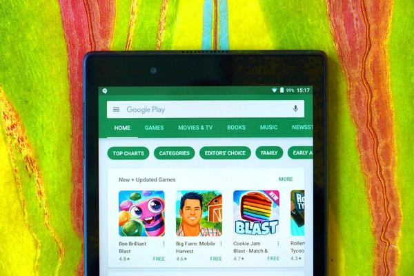 Google cho phép quyên góp tiền từ thiện thông qua Play Store