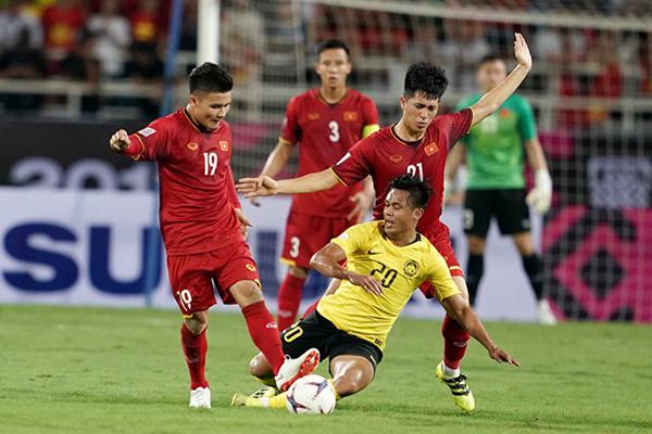 Trực tiếp chung kết Việt Nam - Malaysia: Xem ở đâu?