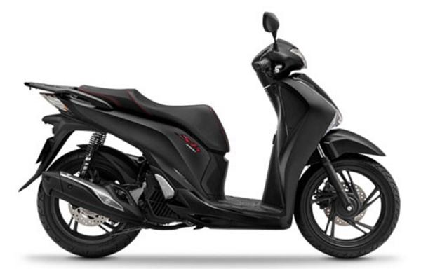 Honda SH bổ sung màu sắc mới ở Việt Nam, tăng giá 1,5 triệu đồng