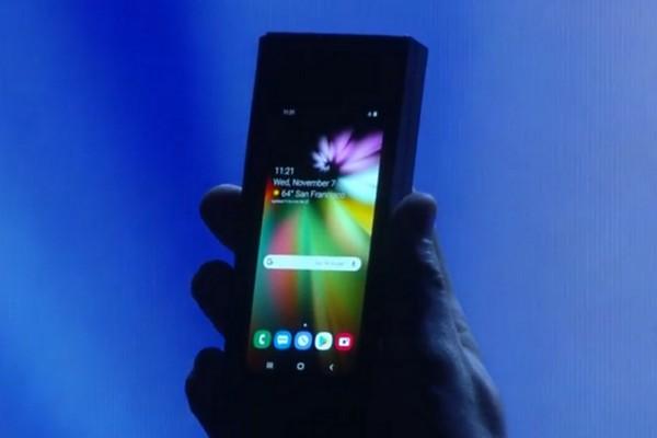 Galaxy F sẽ có camera kép 12MP, RAM 8GB, bộ nhớ trong 128GB và viên pin siêu khủng