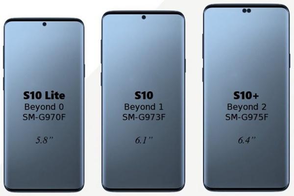 """Bộ 3 Galaxy S10 sẽ có tính năng """"PowerShare"""" sạc không dây ngược cho thiết bị khác?"""