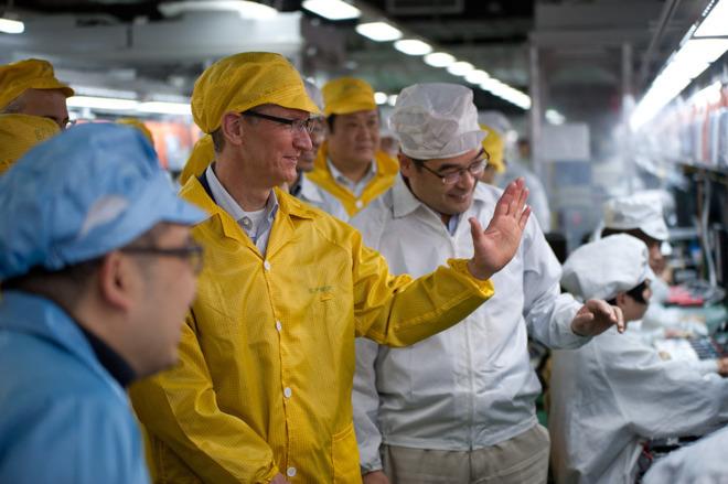 Các đối tác sản xuất iPhone kiện Qualcomm, đòi bồi thường 9 tỉ USD