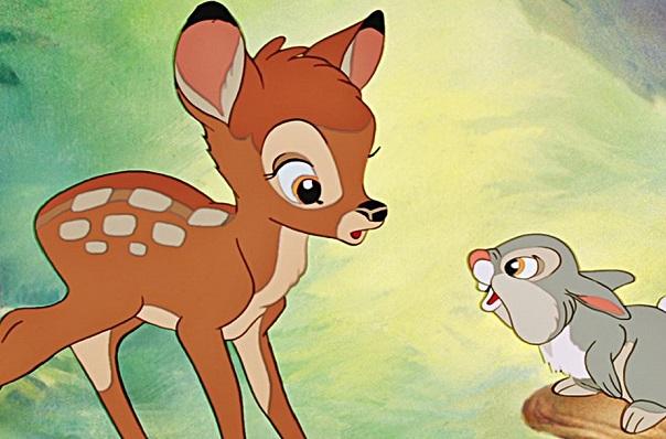 Án tù kỳ lạ cho kẻ săn hươu trái phép: phải xem phim hoạt hình Bambi suốt 1 năm