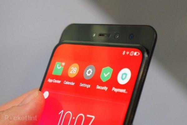 Lenovo Z5 Pro GT ra mắt: smartphone đầu tiên có Snapdragon 855, RAM tối đa 12GB