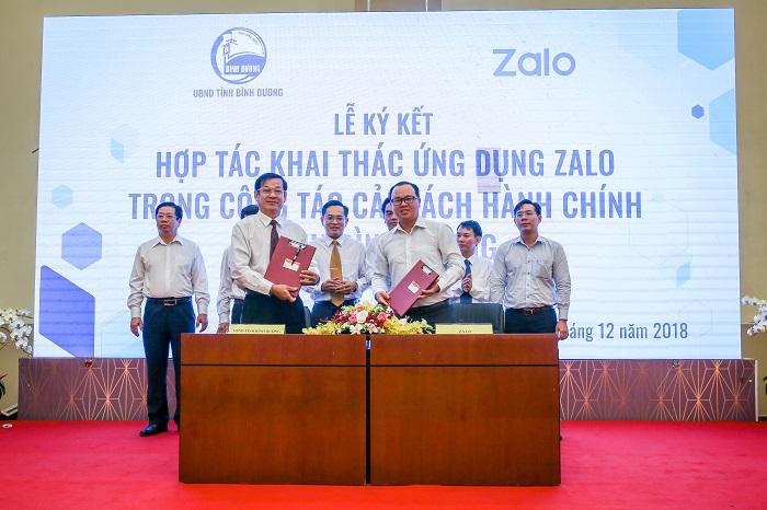 """Cổng thông tin """"Binh Duong Smartcity"""" chính thức đưa vào hoạt động trên Zalo  sẽ cập nhật tin tức, giải quyết thủ tục hành chính trên toàn bộ địa bàn của  ..."""