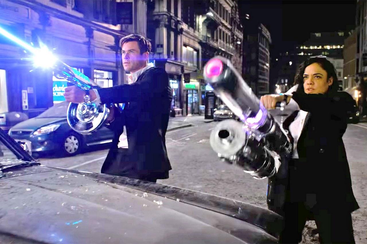 Thor và nữ chiến binh Valkyrie cực nhộn trong trailer đầu tiên của Men in Black International