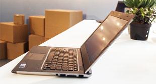Dell Vostro cập nhật Ivy Bridge, giá 12,5 triệu đồng