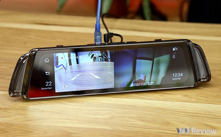 Trải nghiệm camera hành trình Cacago G08S giá 4,9 triệu đồng