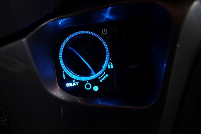 Khóa smartkey trên xe máy có thể bị vô hiệu hóa bởi sóng camera?