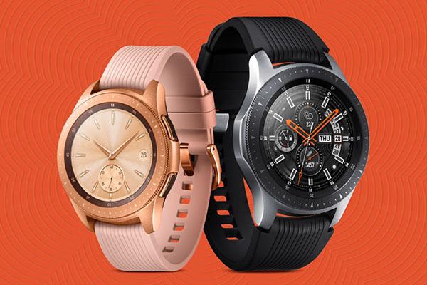 Samsung Galaxy Watch bắt đầu lên kệ ở Việt Nam, giá 6,99 và 7,49 triệu đồng