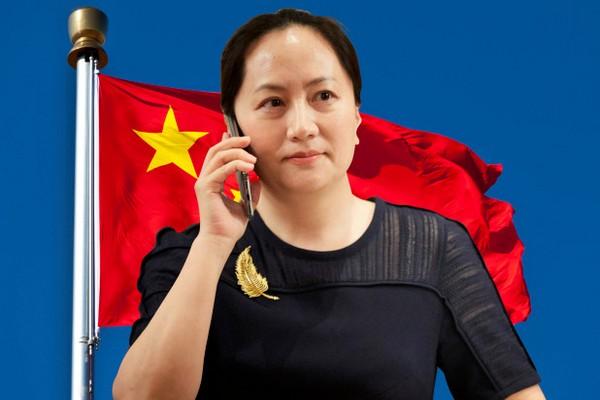 Bà Mạnh Vãn Châu bị nghi ngờ hoạt động gián điệp cho Bắc Kinh