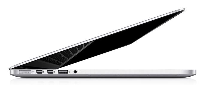 Retina MacBook Pro và PC laptop: Cuộc chiến bắt đầu