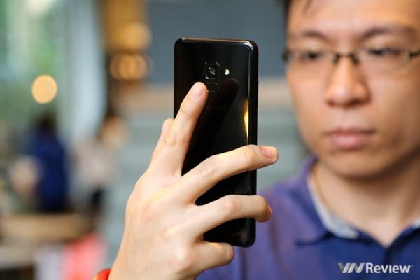 Rò rỉ Samsung Galaxy A50 với pin 4.000 mAh, camera sau 24MP