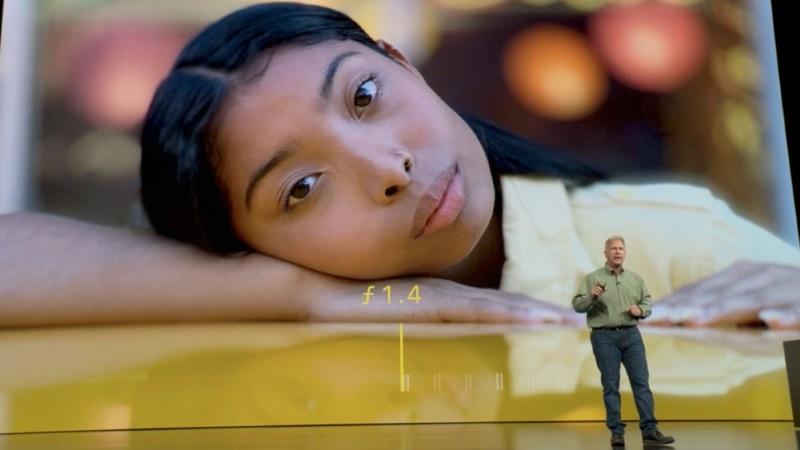 So thử hiệu ứng xóa phông giữa iPhone XS và ống kính quang trên máy ảnh Nikon