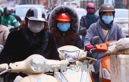 Hà Nội và các tỉnh miền Bắc rét đậm, rét hại đến bao giờ