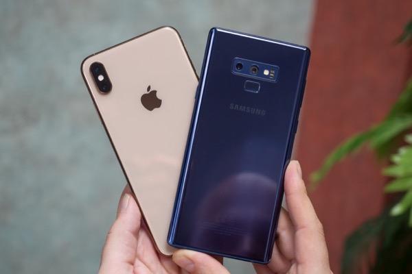 Q3/2018: Phân khúc smartphone cao cấp tăng trưởng, Apple và Samsung thống lĩnh