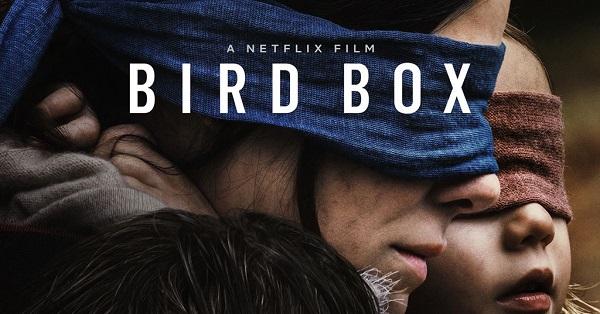 'Bird Box' - khi mạng xã hội trở thành quái vật sát nhân