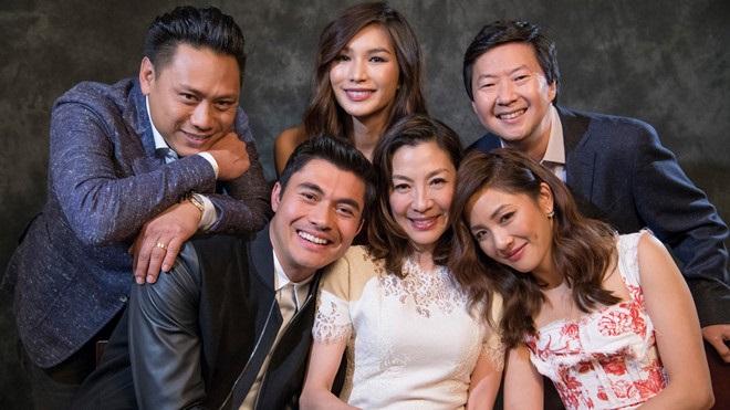 Diễn viên châu Á có vị thế mới như thế nào ở Hollywood năm 2018?