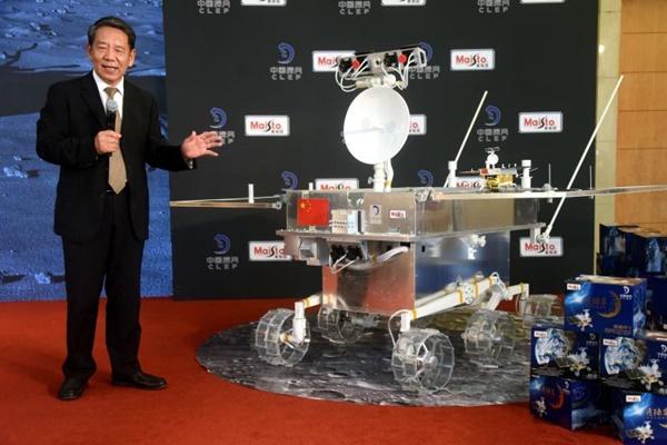 Tàu vũ trụ Trung Quốc đổ bộ thành công lên vùng tối của Mặt Trăng