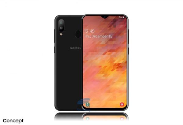 Rò rỉ Samsung Galaxy M30: pin khủng 5.000 mAh, 3 camera sau
