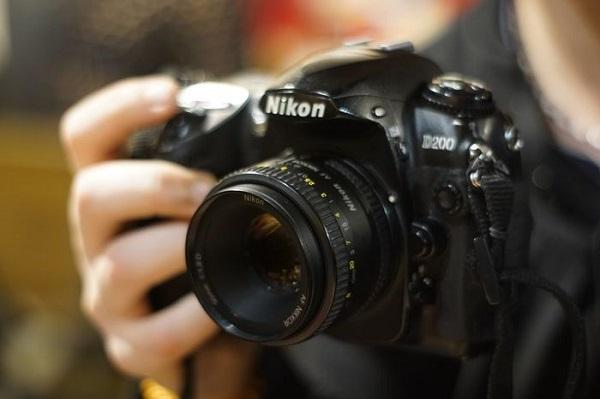 Đây là những gì mà chiếc DSLR 14 năm tuổi của Nikon mà có thể làm được