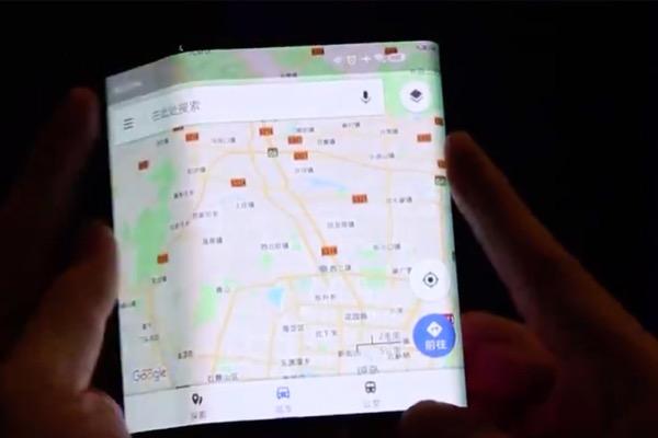 Đây là smartphone màn hình gập của Xiaomi?