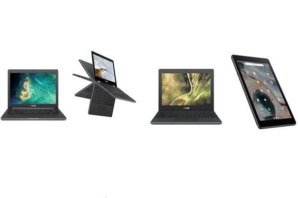 ASUS công bố loạt laptop và tablet chạy Chrome OS tại CES 2019