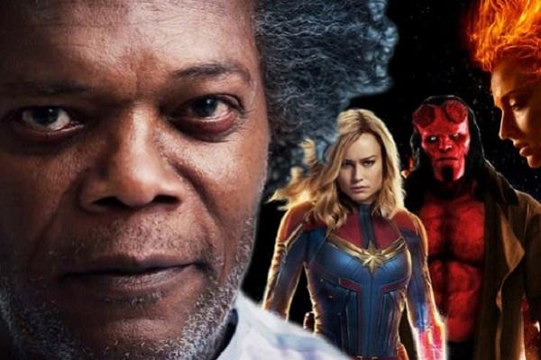 """Hàng loạt phim siêu anh hùng sẽ tiếp tục """"đổ bộ"""" trong năm 2019"""