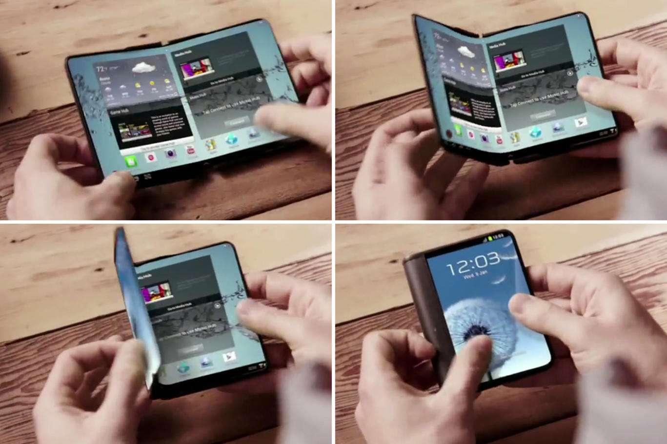Samsung có thể sử dụng cảm biến Sony IMX374 cho smartphone màn hình gập?